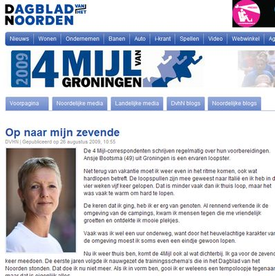 Column 4Mijl website DvhN
